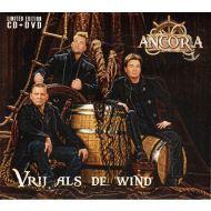 Ancora - Vrij Als De Wind - CD+DVD