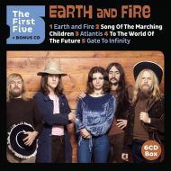 Earth And Fire - The First Five - Limited Edition - 6CD