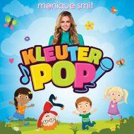Monique Smit - Kleuter Pop - CD