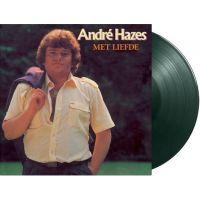 Andre Hazes - Met Liefde - Coloured Vinyl - LP