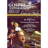 A Gospel Experience - Live in Italy - DVD