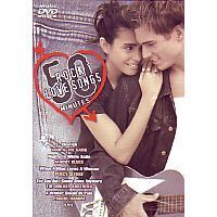 50 minutes Rock Love Songs - DVD