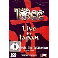 10CC - Live in Japan - DVD