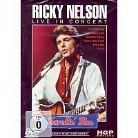 Ricky Nelson - live in concert - DVD