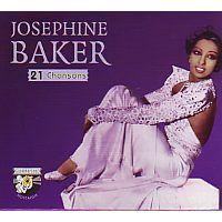 Josephine Baker - 21 Chansons