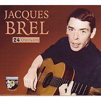 Jacques Brel - 24 Chansons