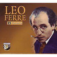 Leo Ferre - 25 Chansons
