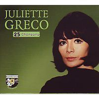 Juliette Greco - 25 Chansons