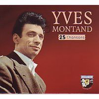 Yves Montand - 25 Chansons