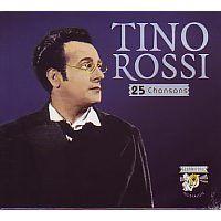 Tino Rossi - 25 Chansons - CD