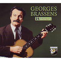 Georges Brassens - 25 Chansons