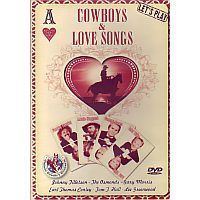 Cowboys and Lovesongs - DVD