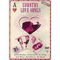 Coutry Love Songs - DVD