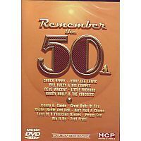 Remember the 50s - DVD - MCP161.146