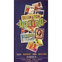 Destination Latino - 6CD-Set - Merengue - Salsa - Cuba - Bossa Nova