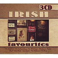 Irish favourites - 3CD