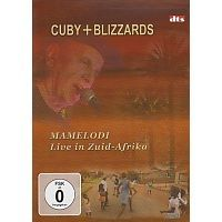 Cuby and the Blizzards - Mamelodi - Live in Zuid Afrika - DVD