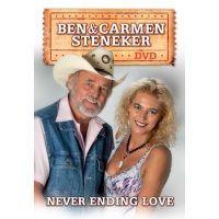 Ben en Carmen Steneker - Never Ending Love - DVD