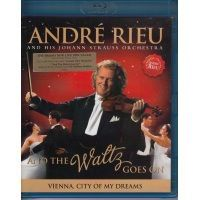 Andre Rieu and the Walz goes on - Vienna City of my dreams - Blu Ray