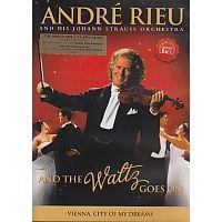 Andre Rieu - and the Walz goes on - Vienna City of my dreams - DVD