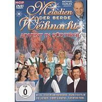 Melodien der Berge - Weihnacht - Advent in Sudtirol - DVD