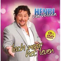 Henri van Velzen - Lach naar het leven CD+DVD