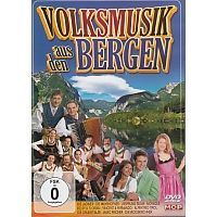 Volksmusik aus den Bergen - DVD