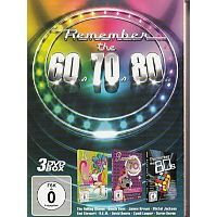 Remember the 60s 70s 80s - 3DVD