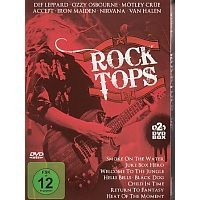 Rock Tops - 2DVD