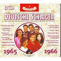 60 Originale Deutsche Schlager 1965-1966 - 3CD
