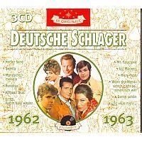 60 Originale Deutsche Schlager 1962-1963 - 3CD