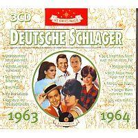 60 Originale Deutsche Schlager 1963-1964 - 3CD