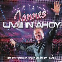 Jannes - Live in Ahoy - CD+DVD