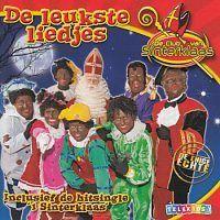 De Club Van Sinterklaas - De Leukste Liedjes - CD
