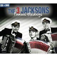 The 3 Jacksons - Famous Medleys - CD+DVD