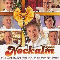 Nockalm Quintett - Ein weihnachtslied, das dir gehort - CD
