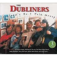 The Dubliners - Irelands No.1 Folk Group - 3CD