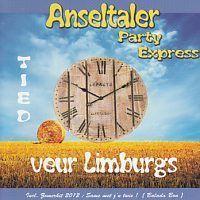 Anseltaler Party Express - Tied veur Limburgs - CD