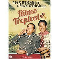 Max Woiski Sr. en Max Woiski Jr. - Ritmo Tropical - 2CD+DVD