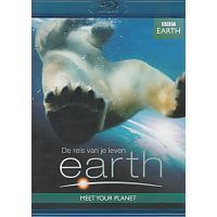 Earth - De reis van je leven - Documentaire - Blu Ray