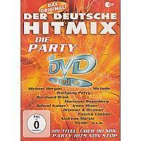 Der Deutsche Hitmix - Die Party - DVD