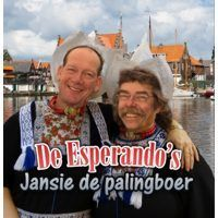 De Esperando`s - Jansie De Palingboer - CD Single