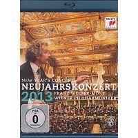 Neujahrskonzert 2013 - Franz Welser-Most - Wiener Philharmoniker - Blu Ray