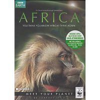 Africa - BBC Earth - Complete serie - Documentaire - 5DVD