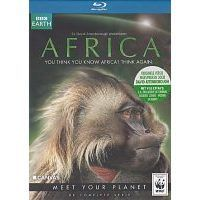 Africa - BBC Earth - Complete serie - Documentaire - 5Blu Ray