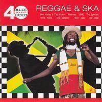 Reggae en Ska - Alle 40 goed - 2CD