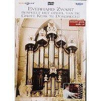 Everhard Zwart bespeelt het orgel van de Grote Kerk - DVD+CD