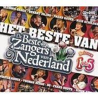De Beste Zangers Van Nederland - Het Beste Van Seizoen 1 t/m 5 - CD+DVD