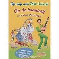 Dirk Scheele - Op stap met - Op de boerderij - DVD