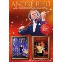 Andre Rieu - Christmas Around The World + The Christmas I Love - 2DVD